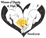 Women of Dignity and Hope logo